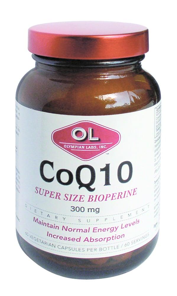 Inpa, Olympian Labs, Co Q10 Super Bioperine 300 mg, 60 caps