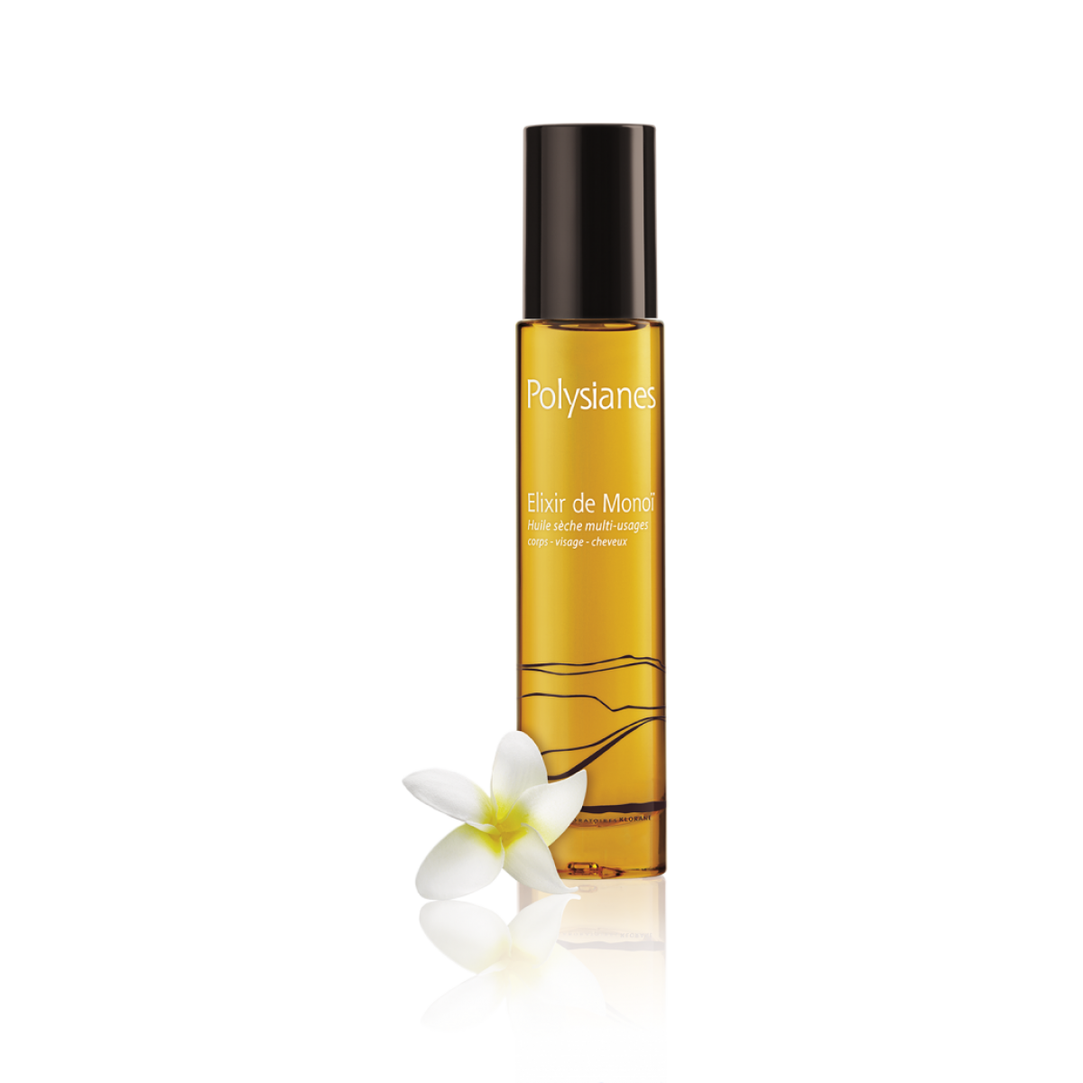Polysianes Elixir de MonoiΞηρό Έλαιο Μονόι για Μαλλιά, Σώμα & Πρόσωπο, 100ml