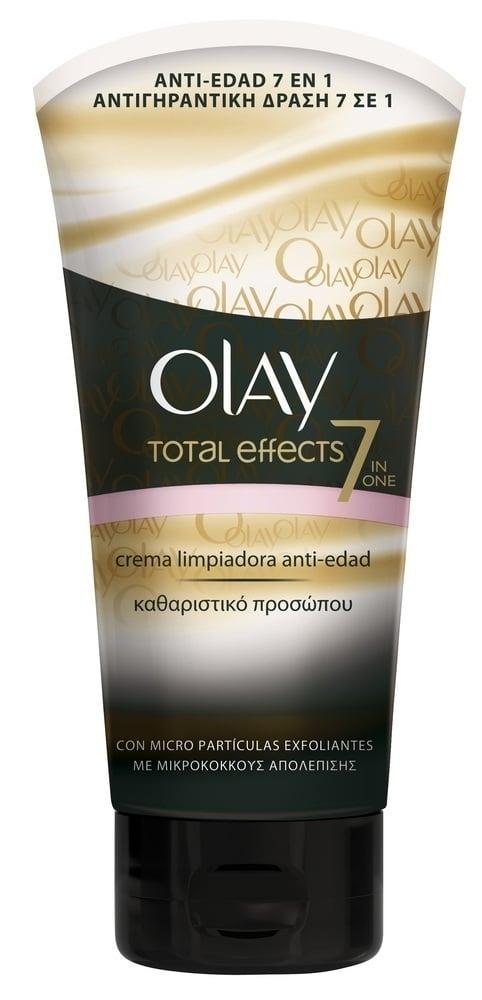 Olay Total Effects 7 Απαλός Αφρός Καθαρισμού, 150ml