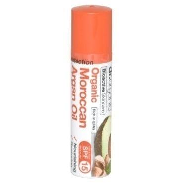 Dr. Organic Moroccan Argan Oil Lip Balm, 5,7 ml
