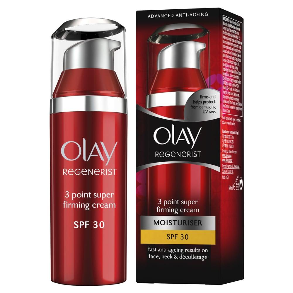 Olay Regenerist Day Cream SPF30 Αντιγηραντική Κρέμα Προσώπου, 50ml