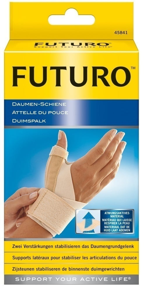 Futuro Deluxe Νάρθηκας Στήριξης Αντίχειρα, 1 τμχ