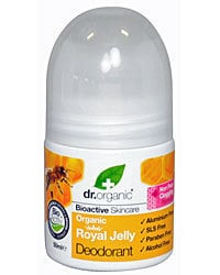 Dr. Organic Royal Jelly Deodorant, 50 ml