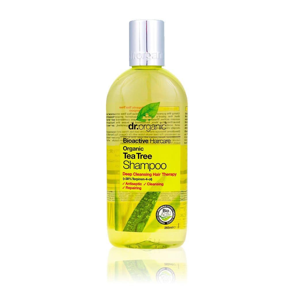 Dr, Organic Tea Tree Shampoo, 265 ml