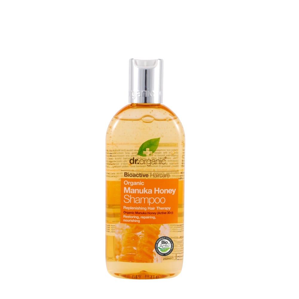 Dr. Organic Manuka Honey Shampoo, 265 ml