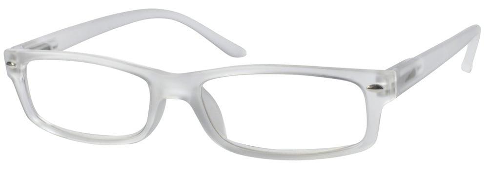 Vitorgan EyeLead E138 Unisex Γυαλιά Πρεσβυωπίας από Καουτσούκ σε Διάφανο χρώμα. Συνοδεύεται από μαλακή θήκη με κορδόνι & πανάκι καθαρισμού, 1 τμχ - 3.00