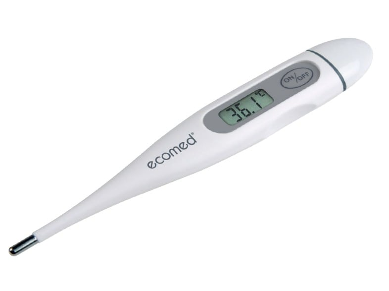 Medisana TM-62 Ecomed, Ψηφιακό Θερμόμετρο λεπτού, 1 τμχ