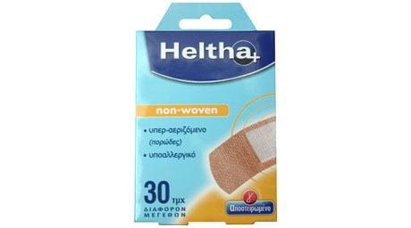 Heltha Non Woven Strips, 30 τμχ