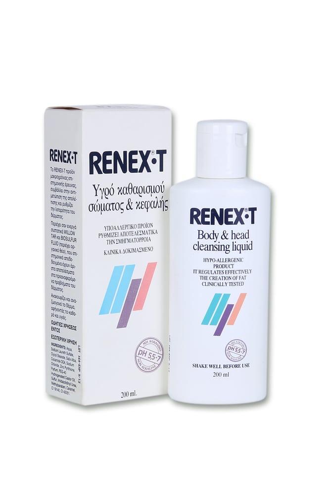 Froika Renex T Shampoo, 200ml