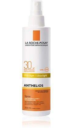 La Roche Posay ANTHELIOS SPRAY SPF30 Αντιηλιακό Σώματος σε σπρέϊ, 200ml