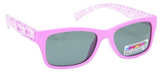 Vitorgan Eyelead Polarized Κ1020 Παιδικά / Βρεφικά Γυαλιά Ηλίου Καουτσούκ σε Χρώμα Ανοιχτό Ροζ απο 2 - 12 ετών ,Συνοδεύεται από ειδική προστατευτική θήκη - πουγκί ,1τμχ