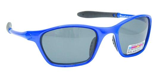 Vitorgan Eyelead Polarized Κ1023 Παιδικά / Βρεφικά Γυαλιά Ηλίου Καουτσούκ Τετράγωνα σε Χρώμα Μπλε απο 2 - 12 ετών ,Συνοδεύεται από ειδική προστατευτική θήκη - πουγκί ,1τμχ