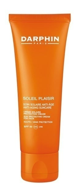 Darphin Soleil Plaisir SPF50 Αντηλιακή Κρέμα Προσώπου, 50ml
