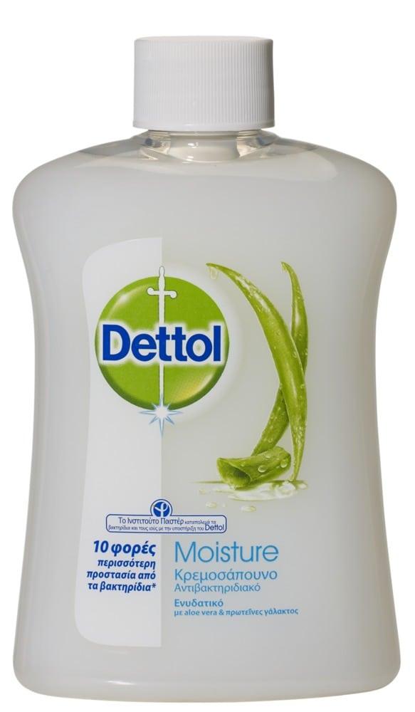 DETTOL Liquid Soap Moisture, 250 ml