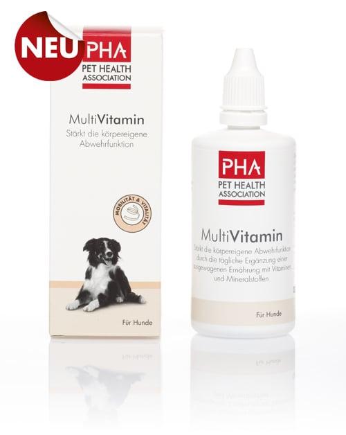 PHA MultiVit Plus Πολυβιταμίνη για Σκύλους, 100 ml