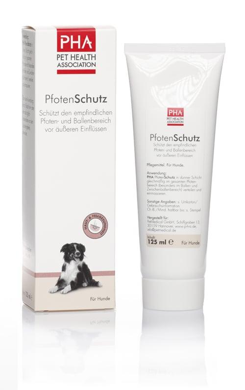 PHA Φροντίδα Πατούσας για το Σκύλο, 125 ml