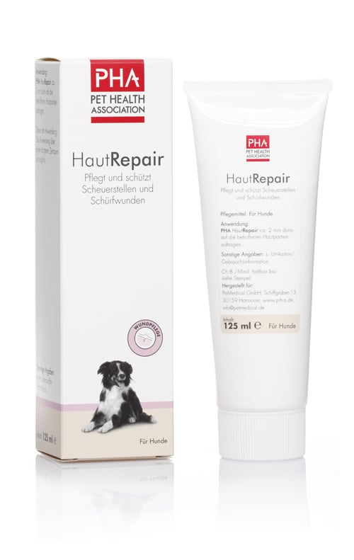PHA Ανάπλαση του Δέρματος Κρέμα Περιποίησης για του Σκύλους, 125 ml