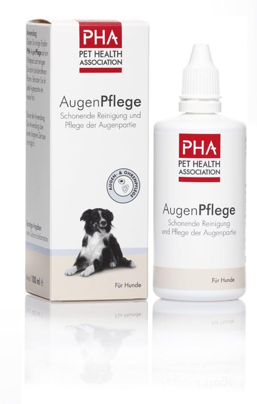 PHA Eye Care Υγρό για την Περιποίηση των Ματιών του Σκύλου, 100 ml