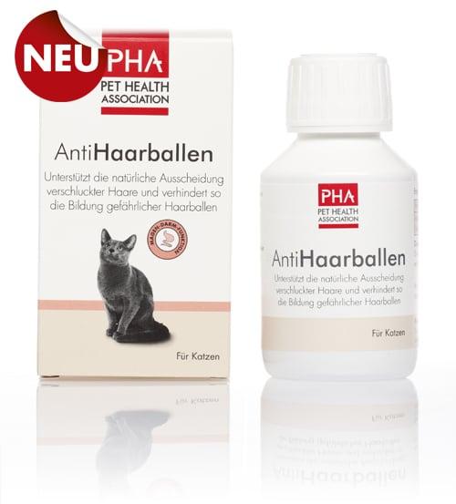 PHA FurBall για Γάτες, για τη Φυσική Έκκριση των Τριχών ύστερα από Κατάποση, 100 ml