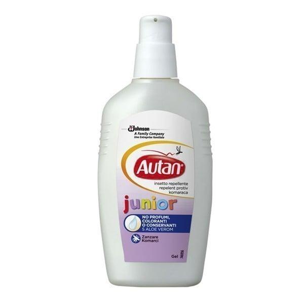Autan Junior Gel Απωθητικό Κουνουπιών για Παιδιά Άνω των 2 ετών & άνω, 100ml