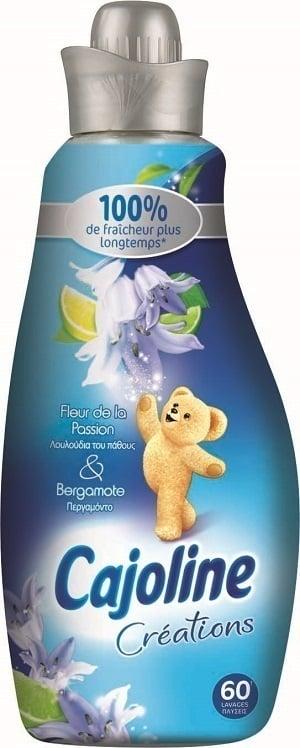 Cajoline Sensations Blue Bell & Bergamote Συμπυκνωμένο Μαλακτικό, 1,5 lt / 60 μεζούρες