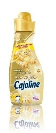 Cajoline Sensations Gold Συμπυκνωμένο Μαλακτικό, 1.5 lt / 60 μεζούρες