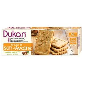Dukan Expert, Μπισκότα Βρώμης Dukan με Γεύση Φουντούκι, 225 gr