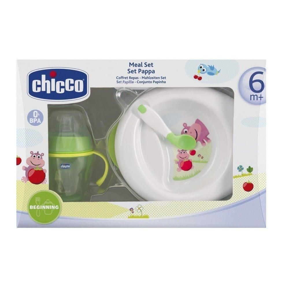 Chicco Meal Set 6m+ Σετ Απογαλακτισμού, 3 τεμάχια