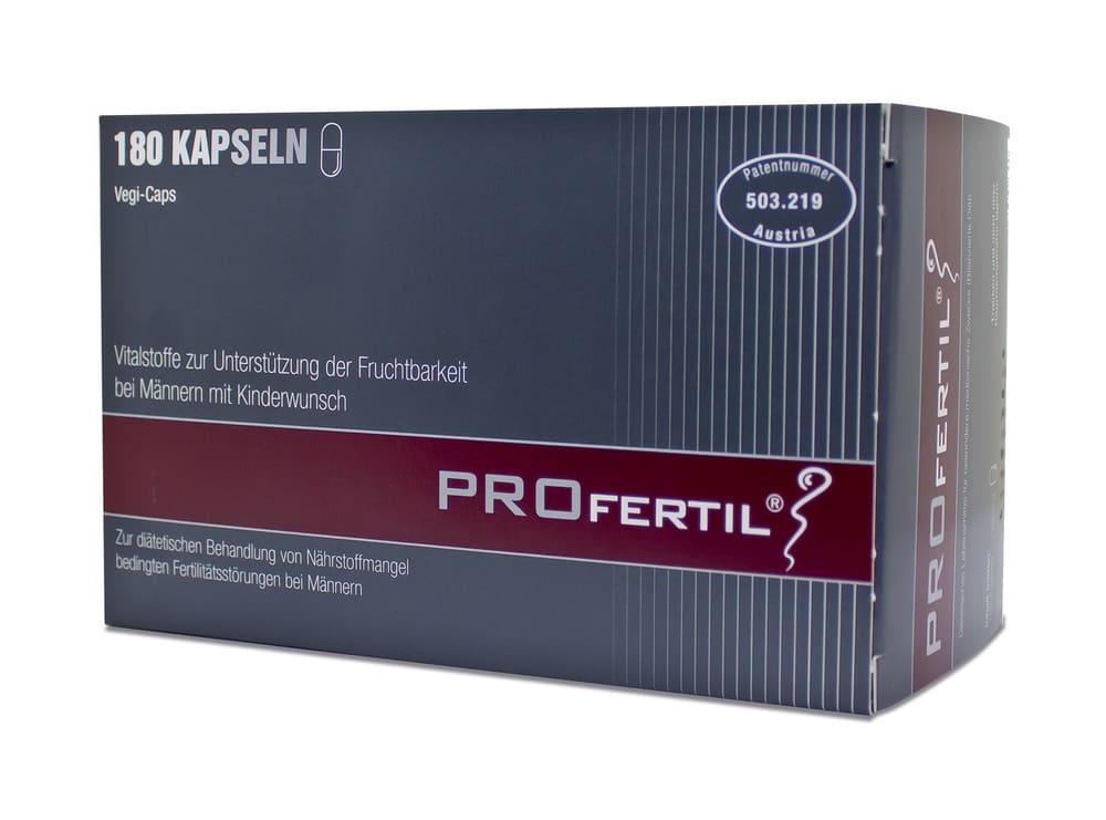 PROfertil® Male Ισχυρό Συμπλήρωμα για την Αντιμετώπιση της Ανδρικής Υπογονιμότητας, Αγωγή 3 Μηνών, 180 tabs