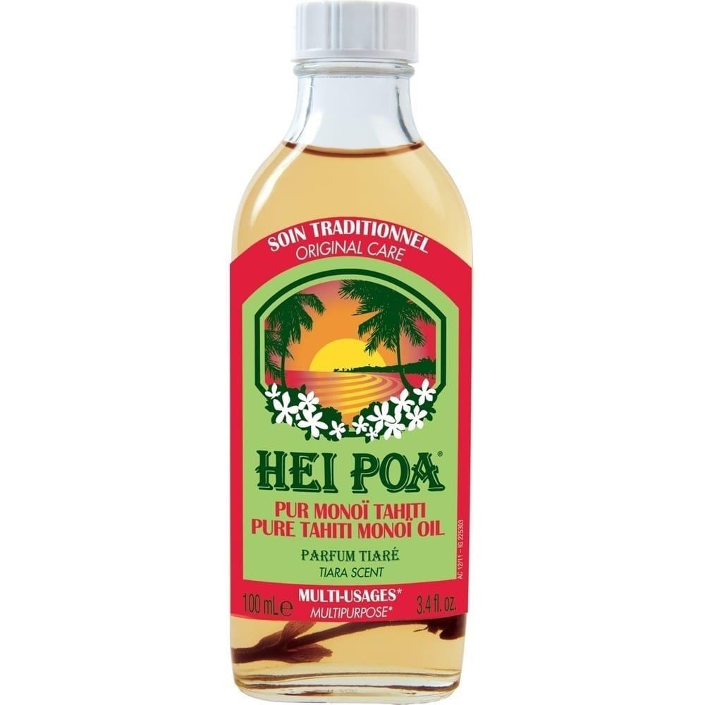 HEI POA Monoi Oil Tiare Λάδι Monoi πολλαπλών χρήσεων με άρωμα Λουλουδιών Tiare, 100 ml