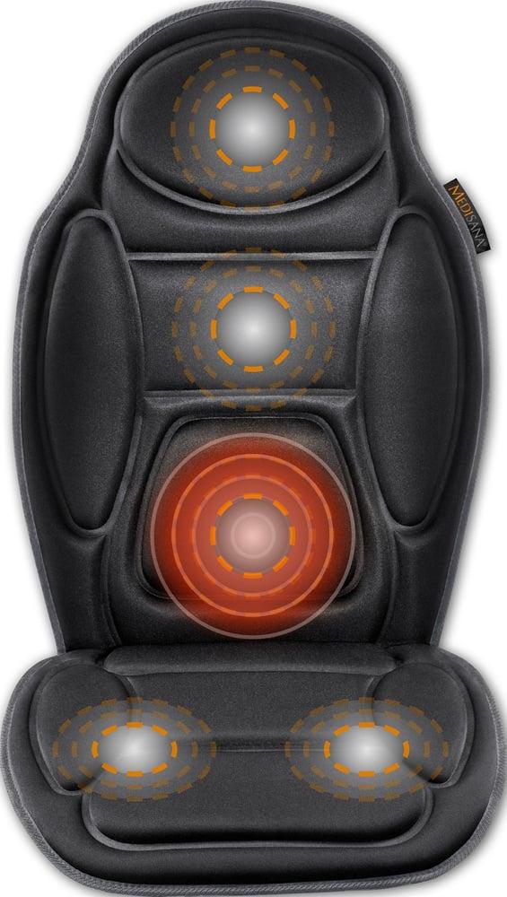 Medisana MCH Κάθισμα Μασάζ Δόνησης με Θερμότητα & Χειριστήριο, 1 τμχ