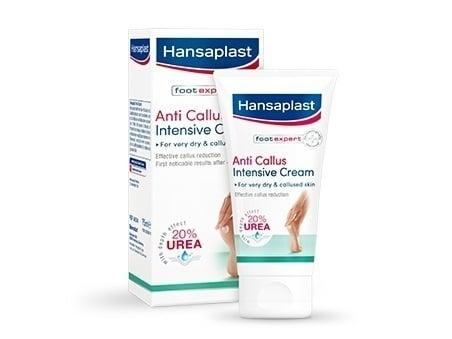 Hansaplast Foot Expert Anti Callus Κρέμα Εντατικής Φροντίδας με 20% UREA, 75 ml