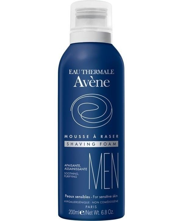 Avene Eau Thermale Men Mousse a Raser Καταπραϋντικός Αφρός Ξυρίσματος για Άνδρες, 200ml