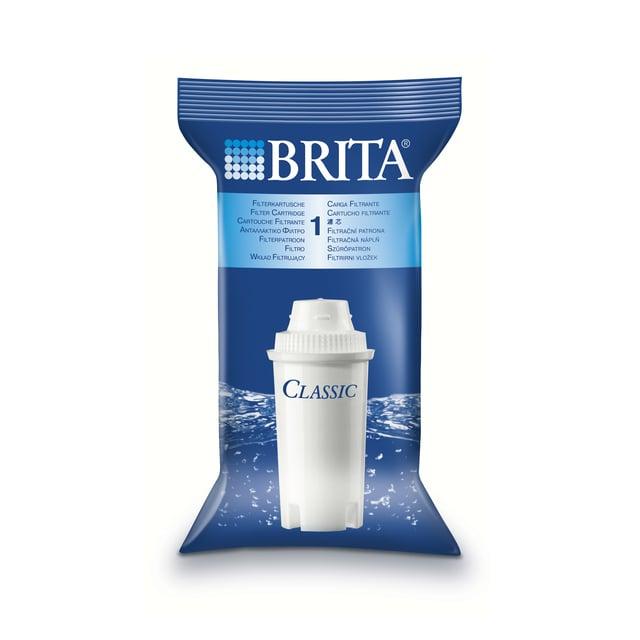 Brita Classic Ανταλλακτικά Φίλτρα, 1 τεμάχιο