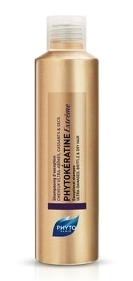 Phyto Phytokeratine Extreme Shampooing Θρεπτικό Σαμπουάν, 200 ml