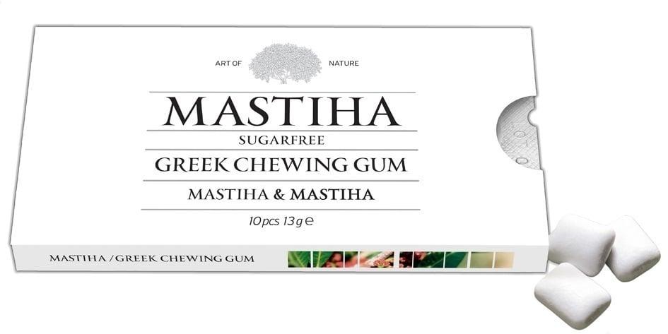 Pharmaq Mastiha Chewing Gums Τσίχλες με Μαστίχα Χίου, 10 τεμάχια