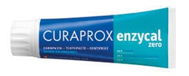 Curaprox Enzycal Zero Οδοντόκρεμα Κατάλληλη για Ομοιοπαθητική, 75 ml