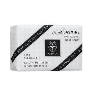 APIVITA Natural Soap with Jasmine,125gr