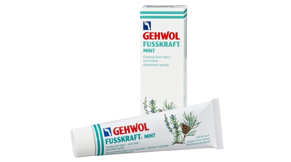 Gehwol Fusskraft Mint Αντιφλογιστικό Βάλσαμο για Πέλματα & Γάμπες, 75 ml