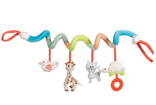 Sophie la Girafe Activity Spiral 230765 Σπιράλ Δραστηριοτήτων, 1 τεμάχιο