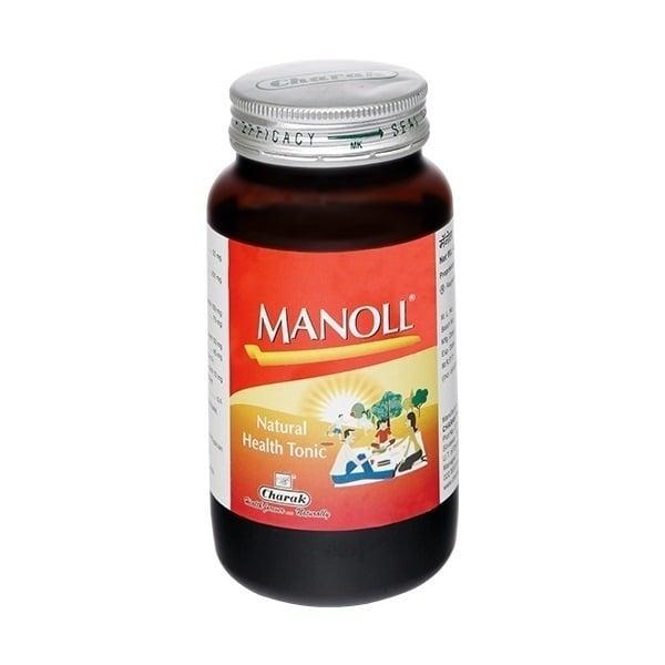 Charak Manoll Σιρόπι, 400gr