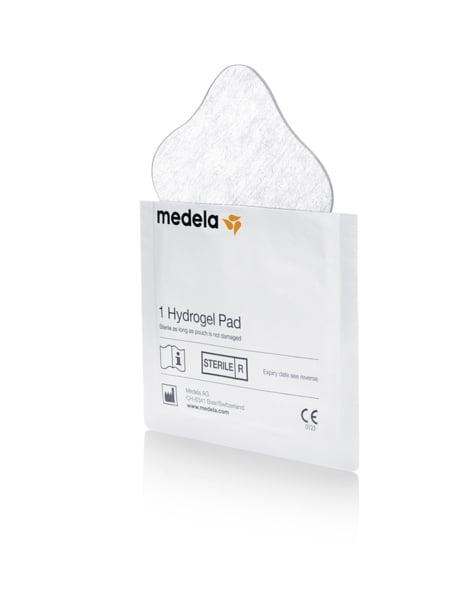 Medela Hydrogel Pads Επιθέματα υγρής γέλης, Σετ των 4 τεμαχίων