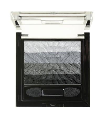 Korres Black Volcanic Minerals Eyeshadow Palette Ultimate Black Μεγάλης Διάρκειας Σκιές Ματιών, 5.50 ml