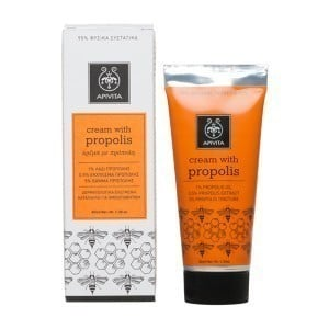 APIVITA Herbal Cream Propolis, Κρέμα με Πρόπολη, 40ml