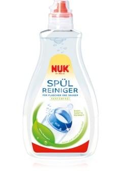 Nuk Υγρό Καθαρισμού Μπιμπερό, 500ml
