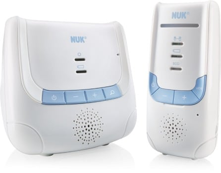 Nuk Eco Control Ενδοεπικοινωνία με Τεχνολογία Dect, 1 τεμάχιο