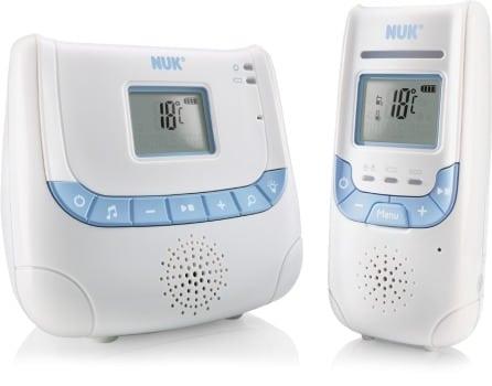 Nuk Eco Control+ Ενδοεπικοινωνία με Τεχνολογία Dect, 1 τεμάχιο