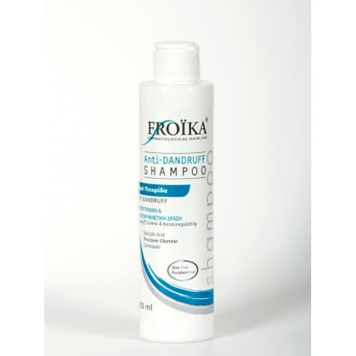 Froika Anti-Dandruff Shampoo Σαμπουάν κατά της ξηρής πιτυρίδας, 200ml