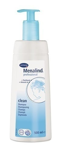 Hartmann Menalind Professional Clean Shampoo Σαμπουάν Μαλλιών για Απαλό & Βαθύ Καθαρισμό που φροντίζει το Ξηρό Τριχωτό της Κεφαλής (995017), 500ml