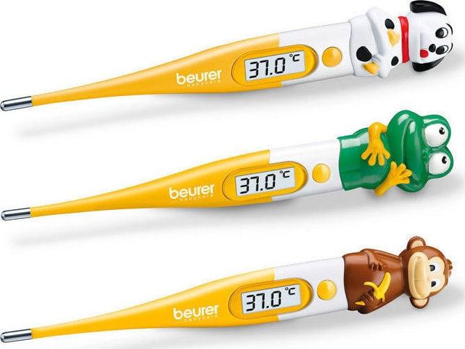 Beurer BY 11 Ψηφιακό Παιδικό Θερμόμετρο Πυρετού, 1 τεμάχια